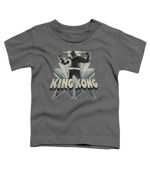 King Kong - 8th Wonder Toddler T-Shirt by Brand A