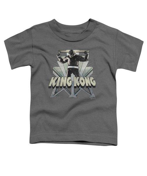King Kong - 8th Wonder Toddler T-Shirt by Brand A