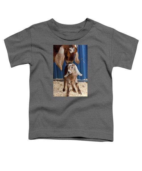Licked Clean Toddler T-Shirt by Caitlyn  Grasso