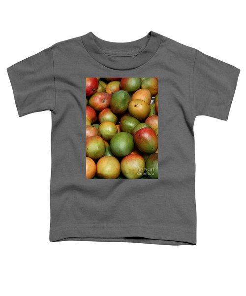 Mangoes Toddler T-Shirt by Carol Groenen
