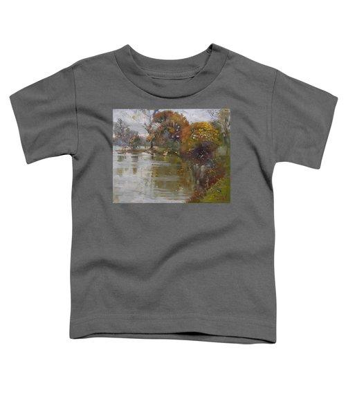 November 4th At Hyde Park Toddler T-Shirt by Ylli Haruni
