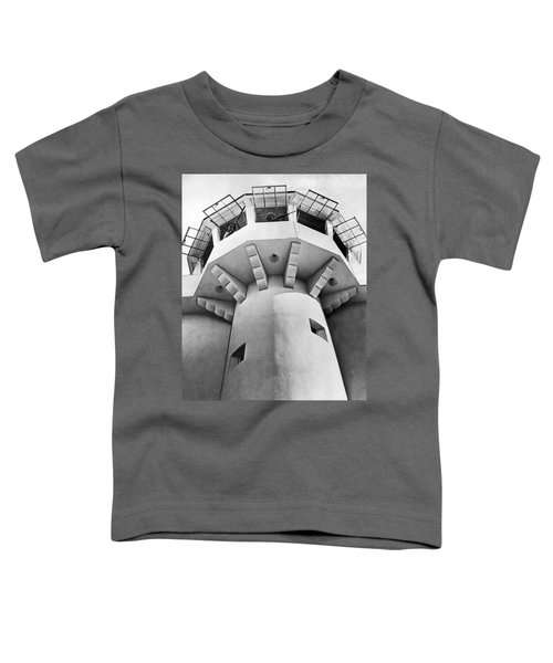Prison Guard Tower Toddler T-Shirt by Underwood Archives