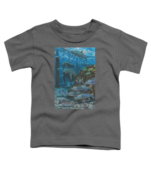 Sanctuary In0021 Toddler T-Shirt by Carey Chen