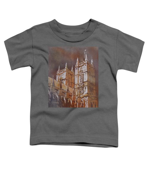 Shining Out Of The Rain Toddler T-Shirt by Jenny Armitage