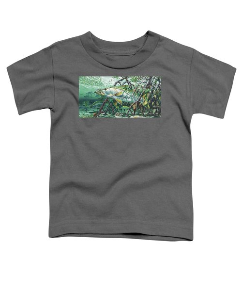 Undercover In0022 Toddler T-Shirt by Carey Chen