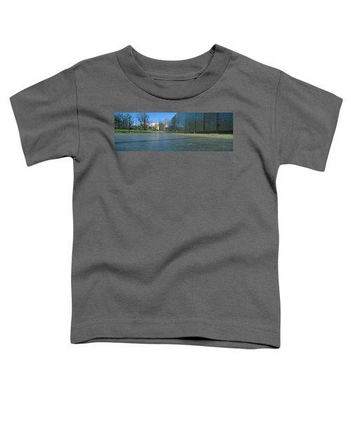 Vietnam Veterans Memorial, Washington Dc Toddler T-Shirt by Panoramic Images