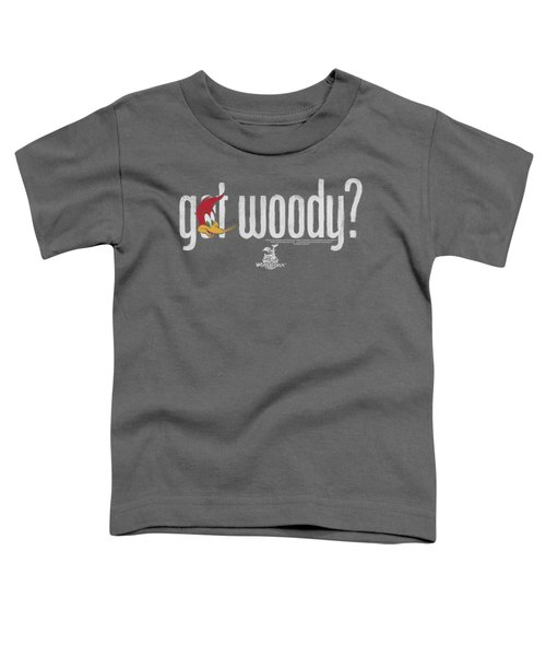 Woody Woodpecker - Got Woody Toddler T-Shirt by Brand A
