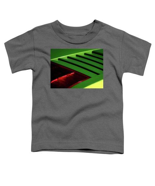 Lime Light Toddler T-Shirt by Douglas Pittman