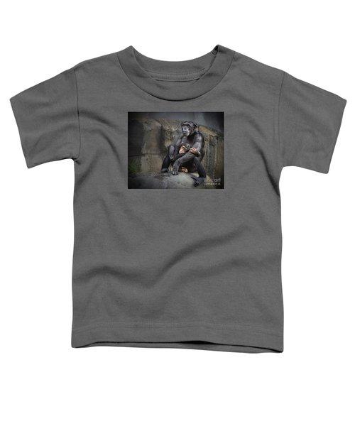 Hugs Toddler T-Shirt by Jamie Pham