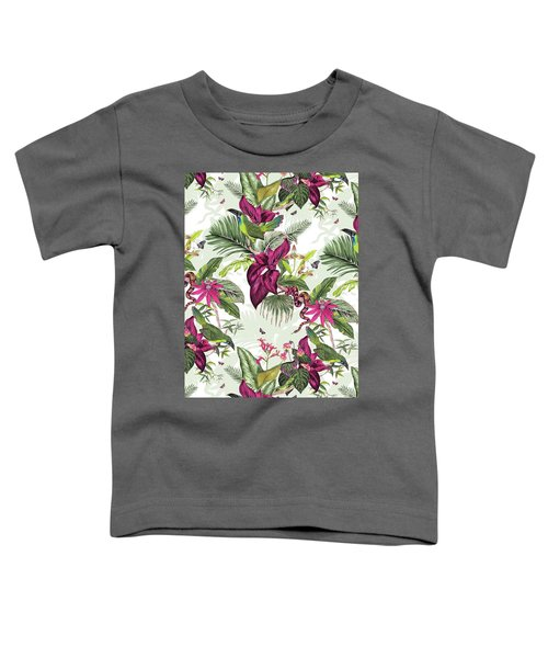 Nicaragua Toddler T-Shirt by Jacqueline Colley