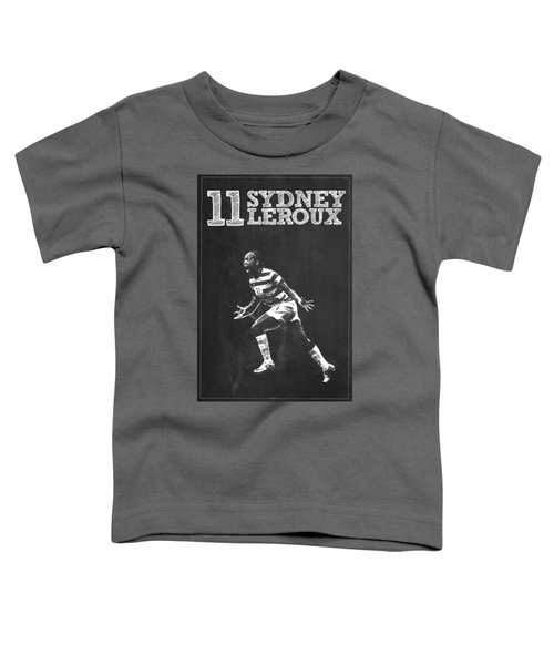 Sydney Leroux Toddler T-Shirt by Semih Yurdabak