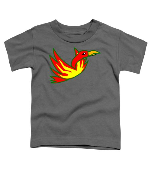 Phoenix Toddler T-Shirt by Frederick Holiday