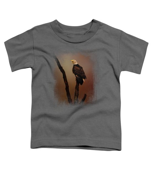 After The Autumn Storm Toddler T-Shirt by Jai Johnson