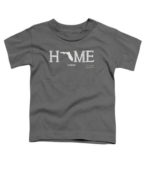 Fl Home Toddler T-Shirt by Nancy Ingersoll