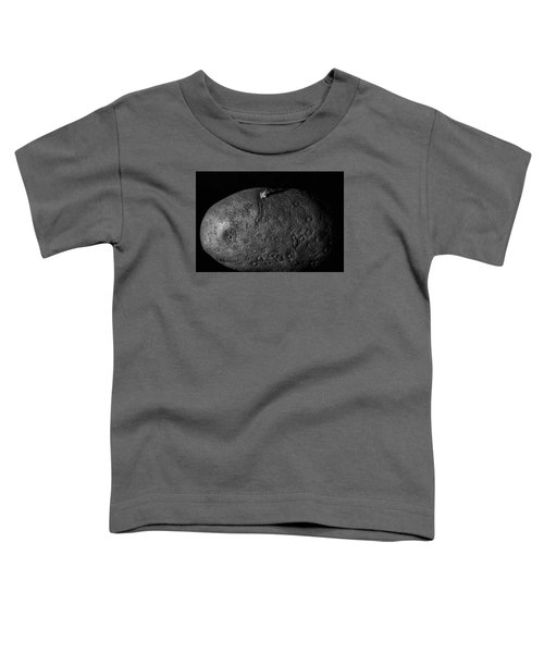 Black And White Potato Toddler T-Shirt by Dan Sproul