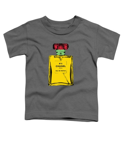 Chnel 2 Toddler T-Shirt by Mark Ashkenazi