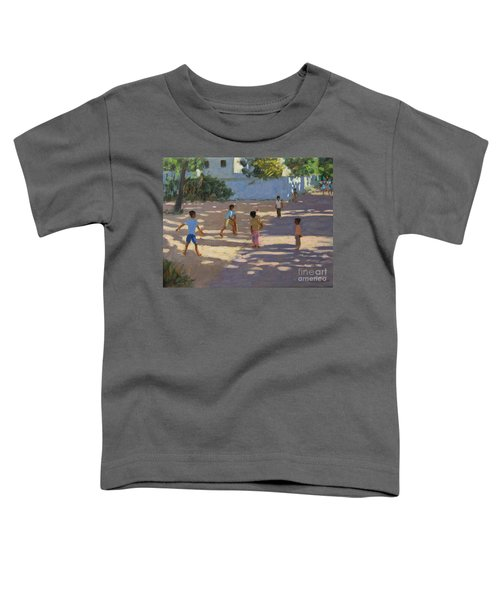 Cochin Toddler T-Shirt by Andrew Macara