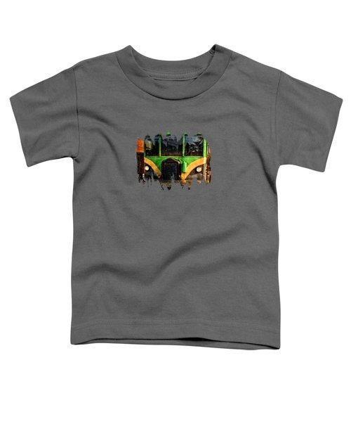 Galloping Goose Toddler T-Shirt by Thom Zehrfeld
