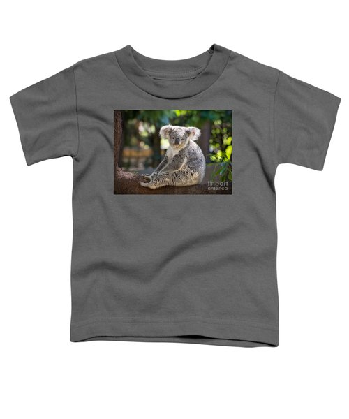 Just Relax Toddler T-Shirt by Jamie Pham