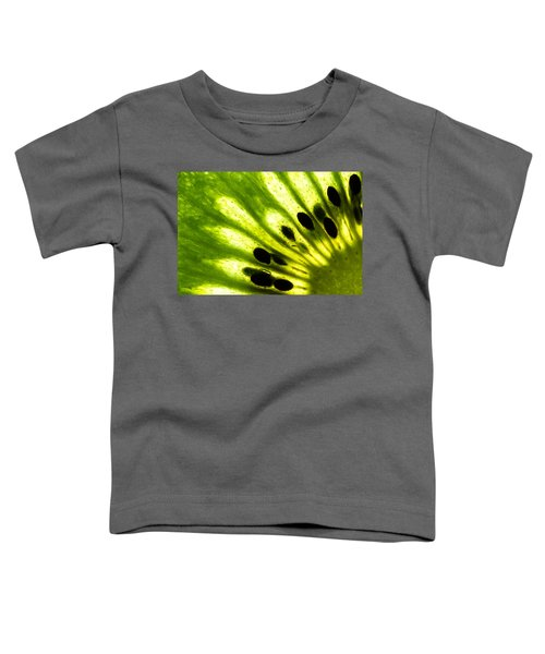 Kiwi Toddler T-Shirt by Gert Lavsen