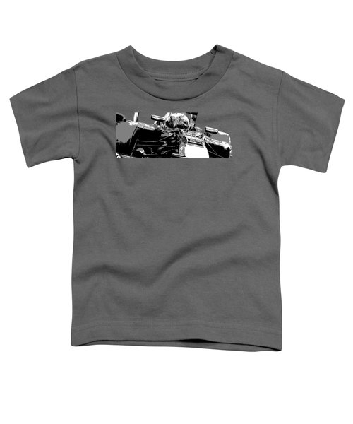 Mark's Renault Toddler T-Shirt by Lyle Brown