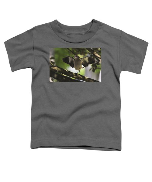 Mockingbird  Toddler T-Shirt by Terry DeLuco