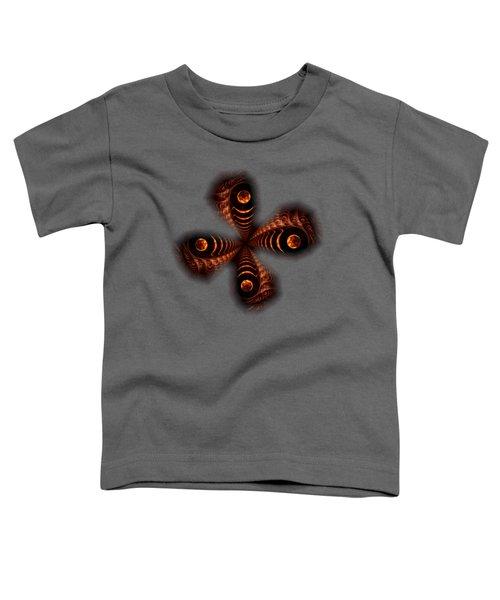 Moonstruck Toddler T-Shirt by Anastasiya Malakhova