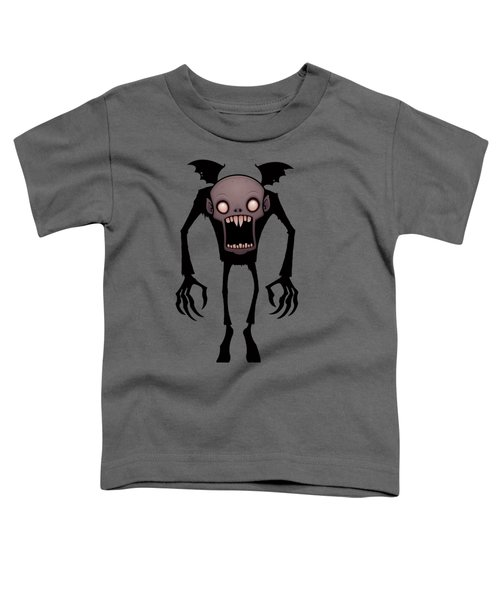 Nosferatu Toddler T-Shirt by John Schwegel