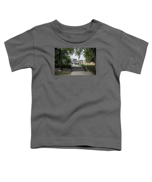 Penn State Library  Toddler T-Shirt by John McGraw