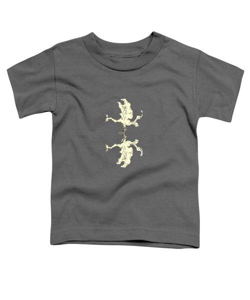Poulia Toddler T-Shirt by Julio Lopez