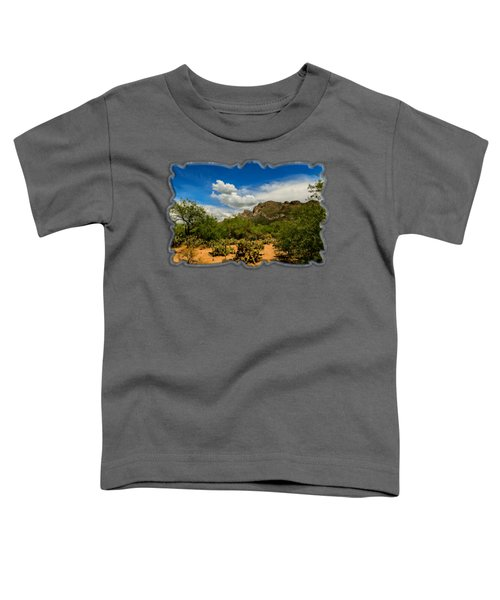 Pusch Ridge Vista H14 Toddler T-Shirt by Mark Myhaver