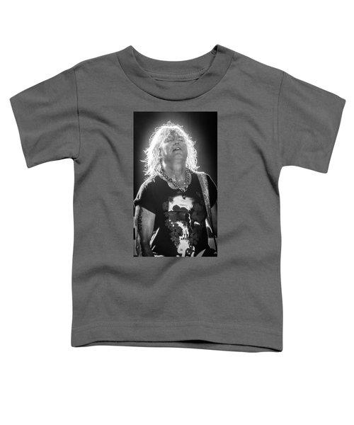 Rick Savage Toddler T-Shirt by Luisa Gatti