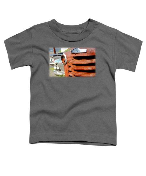 Roadside Envy Toddler T-Shirt by Brian Manfra