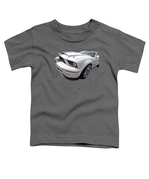 Sexy Super Snake Toddler T-Shirt by Gill Billington
