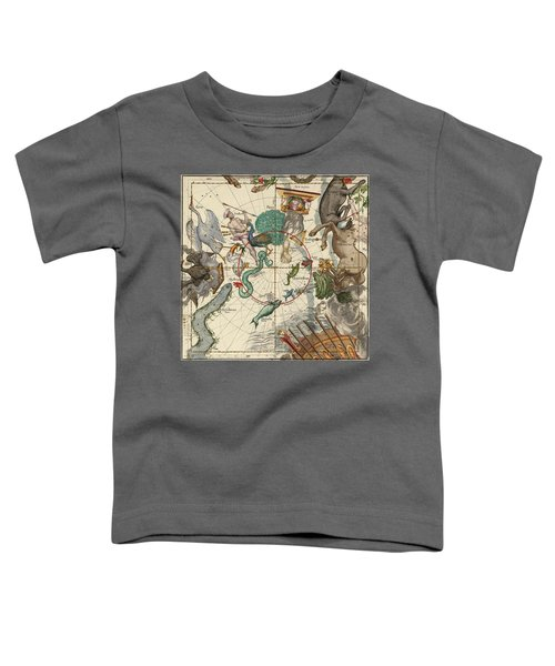South Pole Toddler T-Shirt by Ignace-Gaston Pardies