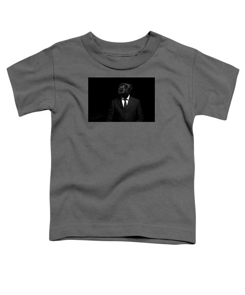 The Interview Toddler T-Shirt by Paul Neville