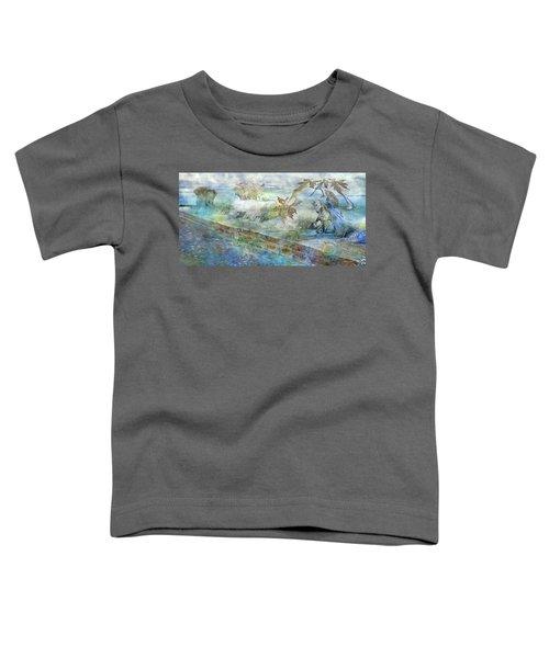 The Piano  Toddler T-Shirt by Betsy Knapp