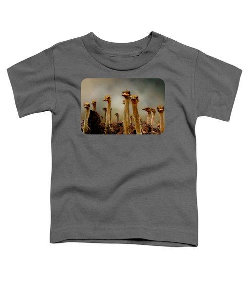The Savannah Gang Toddler T-Shirt by Linda Koelbel