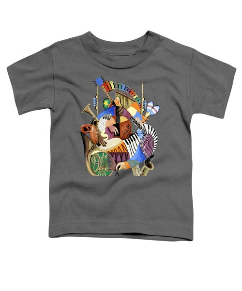 The Sound Of Music T-shirt Toddler T-Shirt by Anthony Falbo
