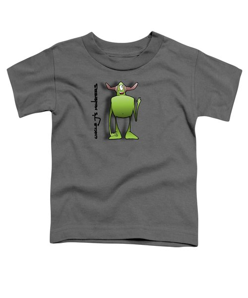 Tollak Toddler T-Shirt by Uncle J's Monsters