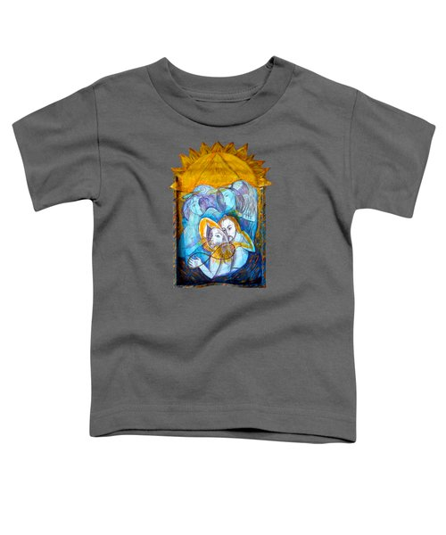 Transmisson Toddler T-Shirt by Joanna Whitney