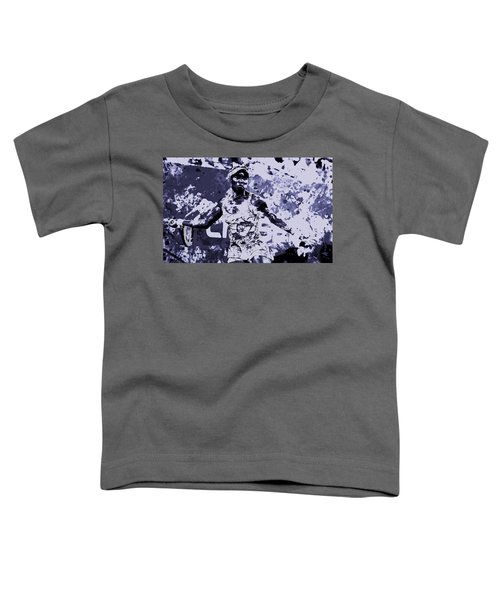 Venus Williams Stay Focused Toddler T-Shirt by Brian Reaves