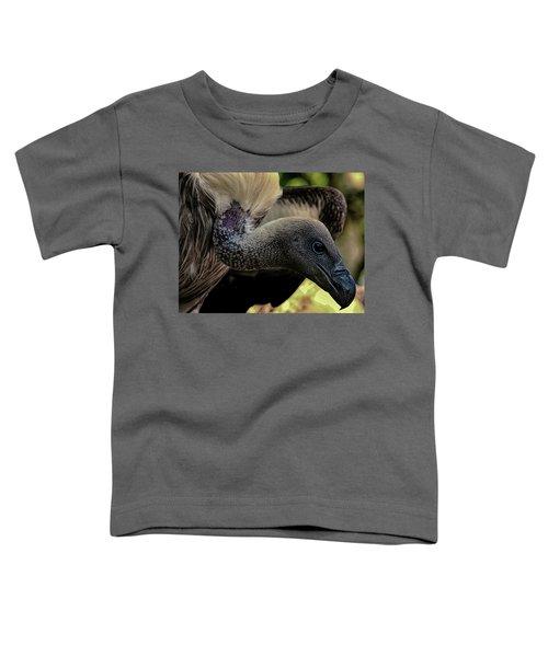 Vulture Toddler T-Shirt by Martin Newman
