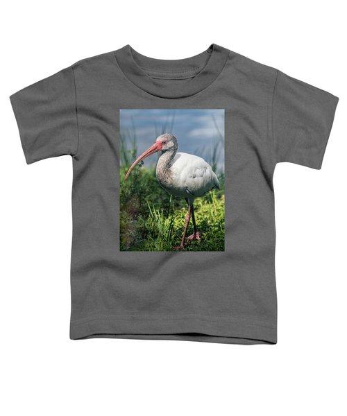 Walk On The Wild Side  Toddler T-Shirt by Saija Lehtonen