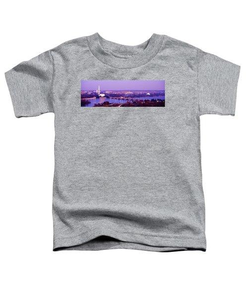 Washington Dc Toddler T-Shirt by Panoramic Images