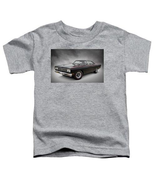 '69 Roadrunner Toddler T-Shirt by Douglas Pittman