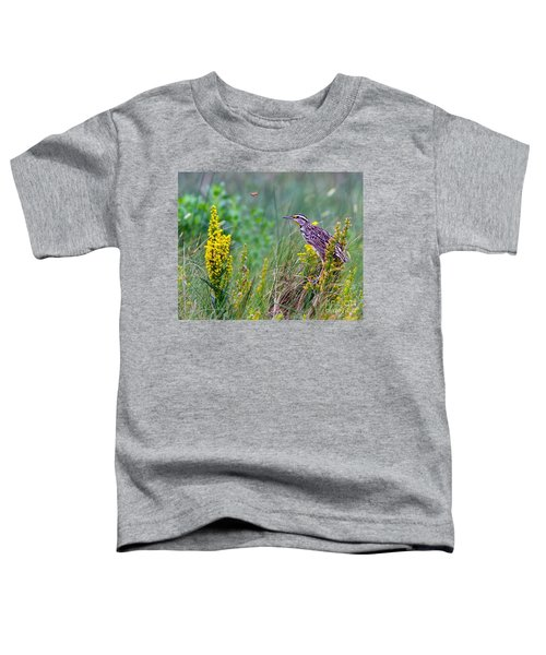 A Golden Opportunity Toddler T-Shirt by Gary Holmes