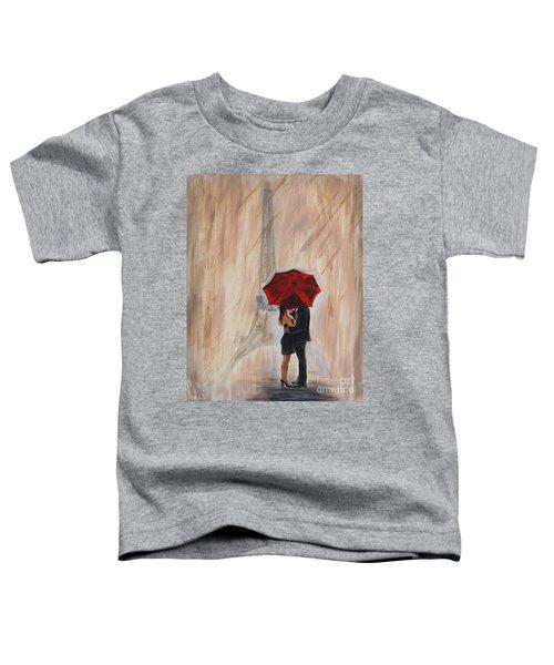 I'm Yours Toddler T-Shirt by Leslie Allen