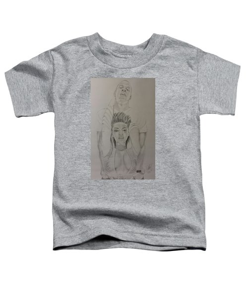 Jaybey Toddler T-Shirt by DMo Herr
