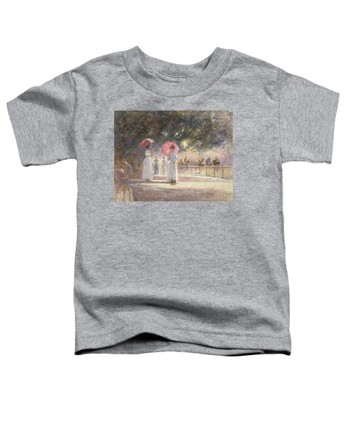 Rotten Row Toddler T-Shirt by Harry Fidler